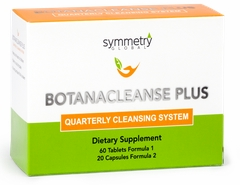 Botanacleanse Plus by Symmetry colon intestinal cleansing and restore BT308