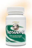 Botana-G by Symmetry garlic herbal natuiral formula with support cofactors immune NP128