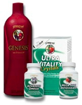 Protection 4 Life Genesis X24 crystals health system symmetry NS331