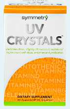 Ultravitality Crystals health powder drink by Symmetry NP135